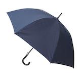 hands+ 超撥水ジャンプ長傘 60cm ネイビーボーダー│レインウェア・雨具 傘