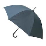 hands+ 超撥水ジャンプ長傘 60cm ターコイズボーダー│レインウェア・雨具 傘