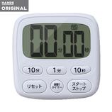 東急ハンズ オリジナル 鳴動時間切替タイマー ホワイト