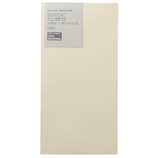 東急ハンズオリジナル カラー封筒洋0 薄クリーム