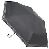hands+ 軽量1級遮光日傘 折りたたみ傘 53cm ブラック