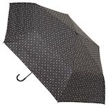hands+ 軽量1級遮光日傘 折りたたみ傘 53cm ミックスドット│hands+ウェザー hands+ 折り畳み傘