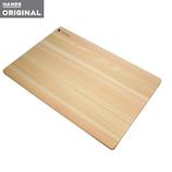 東急ハンズオリジナル 軽量ひのきシンク用まな板 48cm│包丁・まな板 木製まな板・カッティングボード