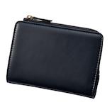 ダンテスカ ミニ財布 二つ折り MOD−9 ネイビー│財布・名刺入れ 二つ折り財布