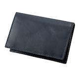 ダンテスカ カードケース MOD‐12 ネイビー│財布・名刺入れ 名刺入れ