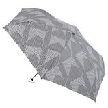 hands+ 超軽量簡単開閉折傘 50cm 線画ネイビー│レインウェア・雨具 折り畳み傘