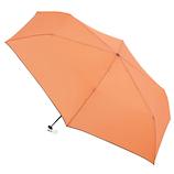 hands+ 超軽量簡単開閉折傘 54cm ピンク│レインウェア・雨具 折り畳み傘