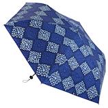 moz×東急ハンズ 一級遮光日傘 55cm フラワーネイビー│レインウェア・雨具 日傘