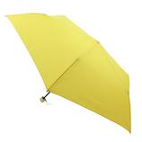 東急ハンズオリジナル 耐風折傘 55cm イエロー│レインウェア・雨具 折りたたみ傘