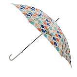【ハンズメッセ2020】東急ハンズオリジナル 耐風長傘 60cm オフフラワー<お届けまで約1〜2週間>