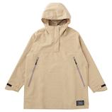 KiU×東急ハンズ アノラックジャケット フリー ベージュ│レインウェア・雨具 レインコート・ポンチョ