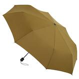 hands+ 風に強い簡単開閉 折りたたみ傘 55cm カーキ│レインウェア・雨具 折り畳み傘