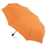 hands+ 風に強い簡単開閉 折りたたみ傘 55cm オレンジ│レインウェア・雨具 折り畳み傘