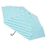 hands+ 軽量一級遮光日傘 53cm グリーン×ベージュ チェック│レインウェア・雨具 折り畳み傘