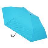 hands+ 軽量一級遮光日傘 53cm グリーンボーダー│レインウェア・雨具 折り畳み傘