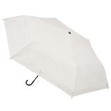 hands+ 軽量一級遮光日傘 53cm ベージュ│レインウェア・雨具 折り畳み傘