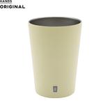 東急ハンズオリジナル GOMUG(ゴム底付き) M ベージュ│食器・カトラリー グラス・タンブラー