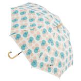 hands+ 1級遮光日傘 長傘 50cm ドットピンク│レインウェア・雨具 日傘
