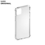 【iPhone12 mini】 東急ハンズオリジナル 抗菌TPUクリアケース TOUGH│携帯・スマホケース iPhoneケース