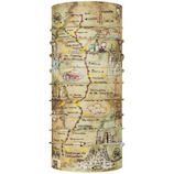 BUFF CAMINO DE SANTIAGO CoolNet UV+ 390851 GEO TOPICS MULTI│防寒グッズ マフラー・ネックウォーマー