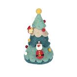 【クリスマス】 マークス(MARKS) フェルトツリー モココ NP−T27−A サンタ