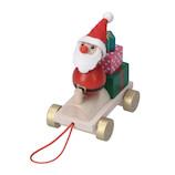 【クリスマス】 マークス(MARKS) 手のひら人形 ハラチキ HRA−PD39 トレイン