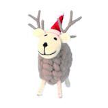 【クリスマス】 マークス(MARKS) モコモコアニマル トナカイ IMP−OB12−B ボウシ