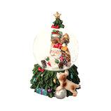 【クリスマス】 マークス(MARKS) スノードーム S GUO−SD113−B サンタB