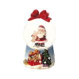 【クリスマス】 マークス(MARKS) スノードーム S GUO−SD114−A サンタ