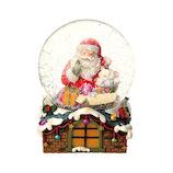 【クリスマス】 マークス(MARKS) スノードーム M GUO−SD115−B サンタB