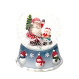 【クリスマス】 マークス(MARKS) スノードーム M GUO−SD116−B サンタ
