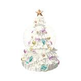 【クリスマス】 マークス(MARKS) スノードーム M GUO−SD119−A ツリー