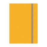 【2022年1月始まり】 マークス(MARKS)EDiT 1日1ページ手帳 スープル A6 デイリー 22WDR-ETD01-YE サンフラワーイエロー 月曜始まり│手帳・日記帳 ダイアリー