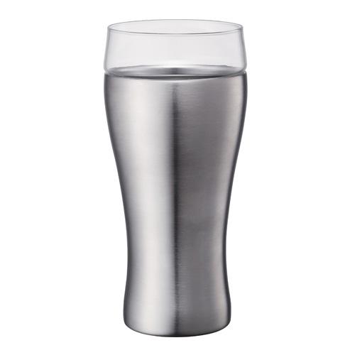 ON℃ZONE(オンドゾーン) 飲みごこちビールタンブラー OZNB420MT マット 420ml