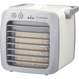 PIERIA(ピエリア) デスク冷風扇 CFT-21U ホワイト