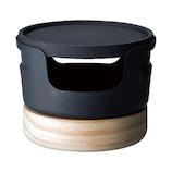 じゅーじゅー厚熱鉄焼プレート LCIP−07│鍋 フォンデュ鍋・バーニャカウダポット