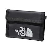 ザ ノースフェイス (THE NORTH FACE) BCワレットミニ NM82081 ブラック│財布・名刺入れ 革財布