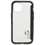 【iPhone12mini】 グルマンディーズ ショーケースプラス(SHOWCASE+) ピーナッツ SNG-513A スヌーピー