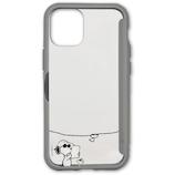 【iPhone12mini】 グルマンディーズ ショーケースプラス(SHOWCASE+) ピーナッツ SNG-513C ジョー・クール