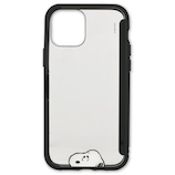 【iPhone12/12Pro】 グルマンディーズ ショーケースプラス(SHOWCASE+) ピーナッツ SNG-514A スヌーピー