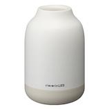 ドウシシャ クレベリンLED搭載 除菌消臭器ポット CLGU-061IV アイボリー