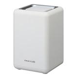 ドウシシャ クレベリンLED搭載 除菌消臭器スクエア CLGU-062WH ホワイト