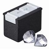 透明氷 ダイヤモンド型 DCI-20DM