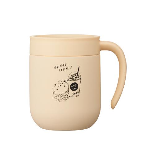 アニマルブック マグカップ 300HN ハリネズミ