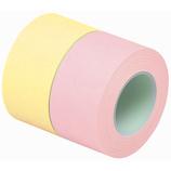 3M ポスト・イット 全面粘着ロール 詰替 PTR−R25 イエロー/ピンク
