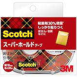 3M スコッチ スーパーホールドテープ 700-1-18D 18mm×20m