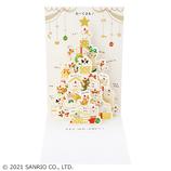 【クリスマス】サンリオ プレゼントにネコたち 086649│カード・ポストカード クリスマスカード