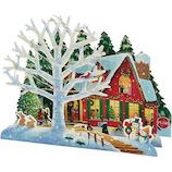 【クリスマス】サンリオ ライト&メロディ JXPM7-0 107981