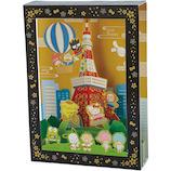 サンリオ キャラクターミックス東京タワー 420417│カード・ポストカード メッセージカード