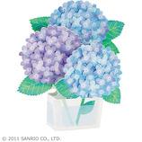 サンリオ 切り花アジサイ 421511│カード・ポストカード グリーティングカード